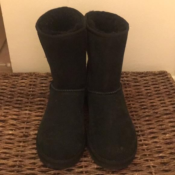Size 8 Black Ugg Boots | Poshmark